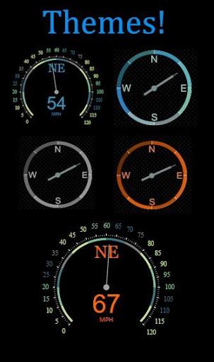Regency Compass GPS & Speedometer Street View screenshot 7