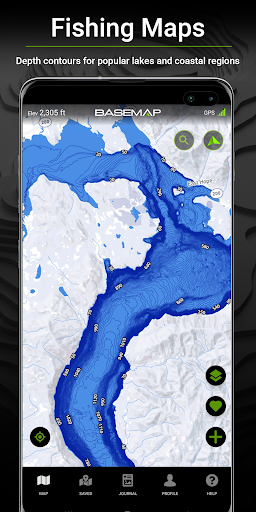 BaseMap: Hunting Maps, Offline Nav/GPS & Weather screenshot 4