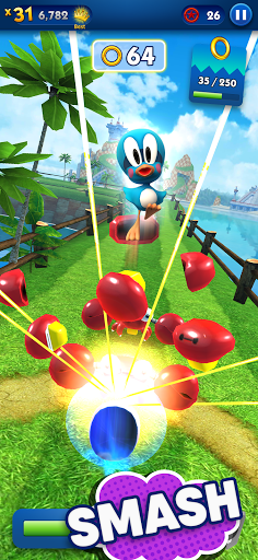 Sonic Dash - Endless Running & Racing Game screenshot 4