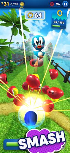 Sonic Dash - Endless Running & Racing Game स्क्रीनशॉट 4