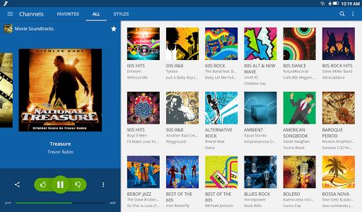 RadioTunes: Hits, Jazz, 80s, Relaxing Music screenshot 12