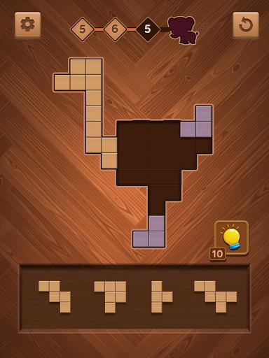 Jigsaw Wood Block Puzzle screenshot 9