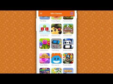 Mini-Games: New Arcade screenshot 1