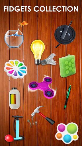 Fidget Toys 3D - Fidget Cube, AntiStress & Calm screenshot 4