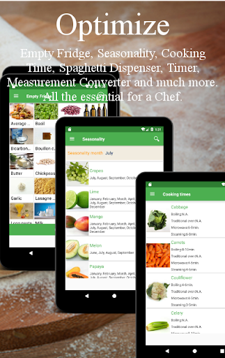 Vegetarian and vegan recipes screenshot 14