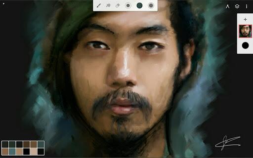 Infinite Painter 5 تصوير الشاشة
