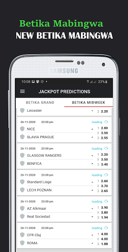Jackpot Predictions - Midweek & Mega Jackpot  tips screenshot 2
