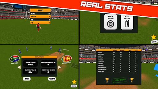 Cricket Superstar League 3D screenshot 10