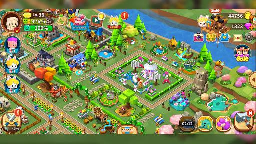 Garena Fantasy Town - ฟาร์มสนุกสุดคิวบ์ screenshot 7