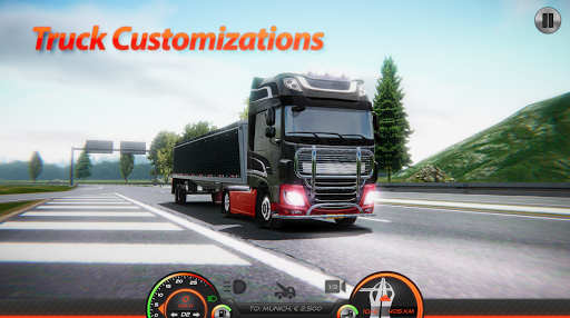 Truck Simulator : Europe 2 screenshot 6