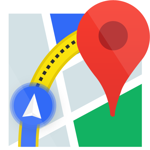 Car Navigation & Traffic Maps & Directions Alerts icon