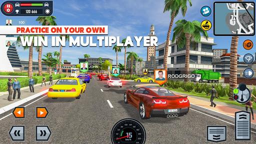 🚓🚦Car Driving School Simulator 🚕🚸 screenshot 5