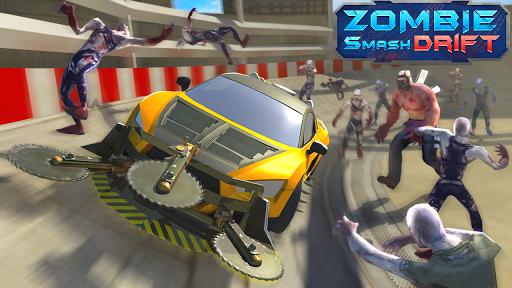 Zombie Smash : Road Kill screenshot 1