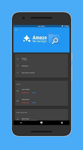 Amaze File Manager screenshot 8