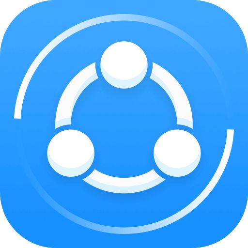 Shareit transfer and Share Files Guide icon