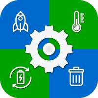 System Optimizer: CPU, Battery, RAM & Storage care on 9Apps