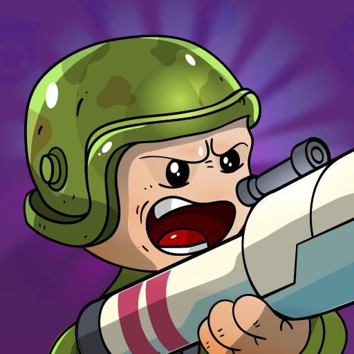 ZombsRoyale.io - 2D Battle Royale أيقونة