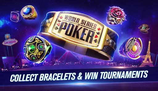 World Series of Poker WSOP Pokeren Gratis screenshot 3