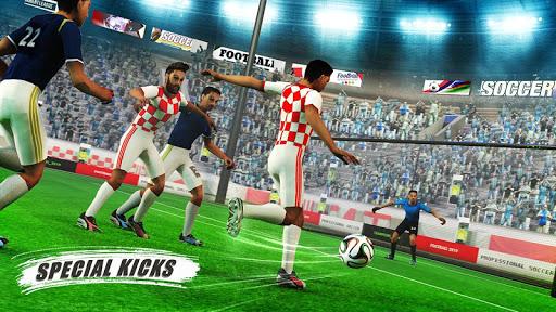 Football Soccer Tournament League screenshot 2