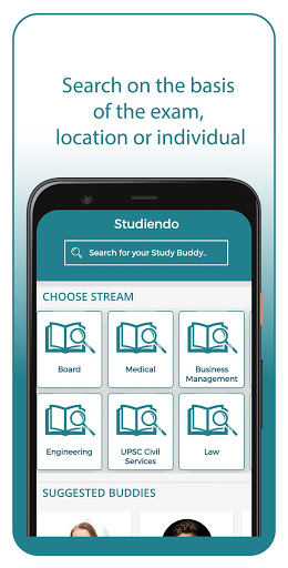 Studiendo - Find your Study Partner 1 تصوير الشاشة