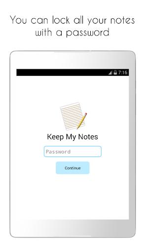 Keep My Notes - Notepad, Memo and Checklist screenshot 20