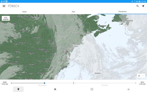 Foreca Weather screenshot 11
