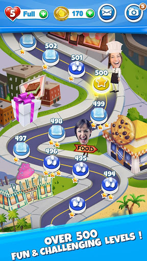 Crazy Kitchen: Match 3 Puzzles screenshot 4