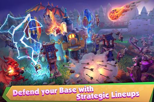 Castle Clash: Guild Royale screenshot 2