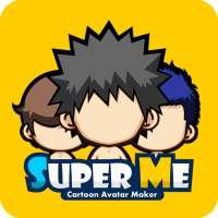 SuperMe - Pembuat Avatar Kartun on APKTom