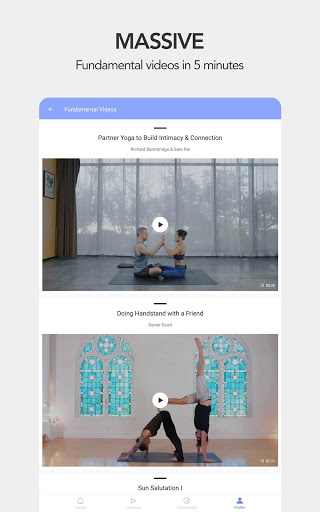 Daily Yoga - Yoga Fitness Plans 21 تصوير الشاشة
