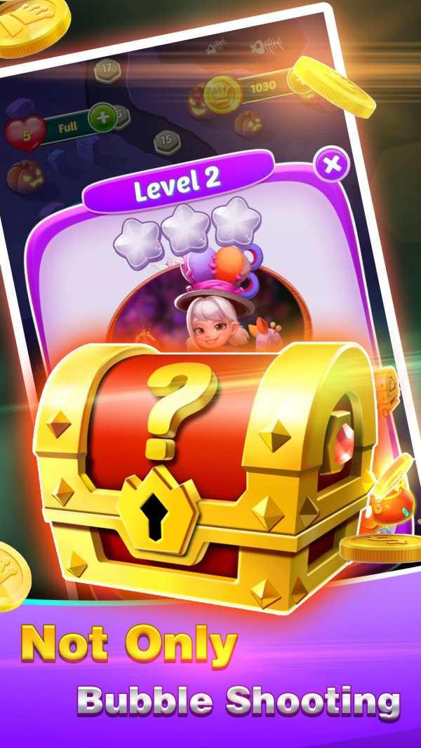 Golden Bubble Shooter screenshot 4