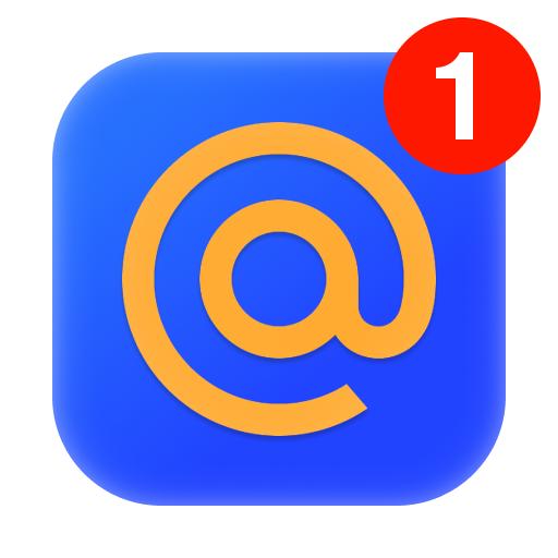 フリー電子メールアプリ日本 by Mail.Ru icon