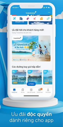 Traveloka: Đặt chỗ ở, vé bay, tour & trải nghiệm screenshot 3