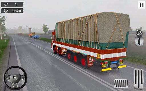 Indian Truck Offroad Cargo Drive Simulator 2 screenshot 6