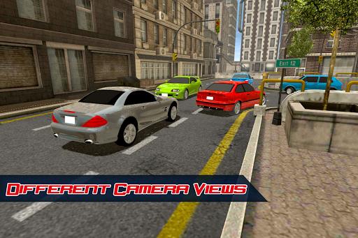 Car Driving Simulator in City screenshot 8