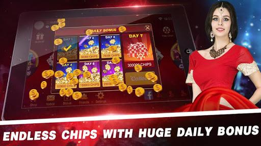 Redoo Teen Patti - Indian Poker (RTP) 6 تصوير الشاشة