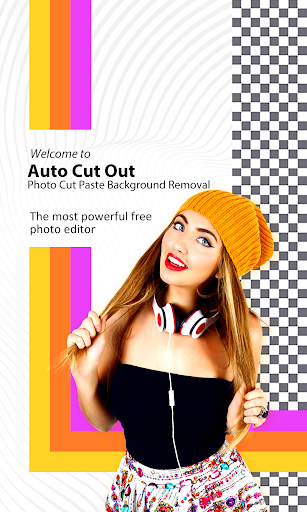 Auto Cut Out : Photo Cut Paste Background Removal screenshot 1