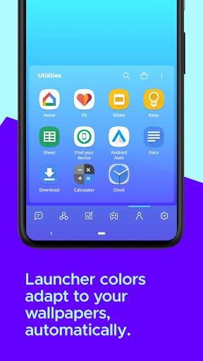 Smart Launcher 5 screenshot 5