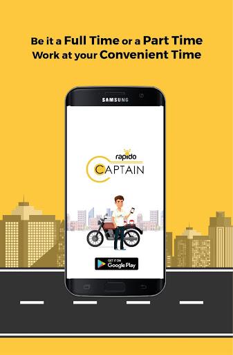 Rapido Captain screenshot 8