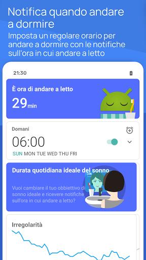 Sleep as Android 💤 Cicli del sonno, Sveglia screenshot 4
