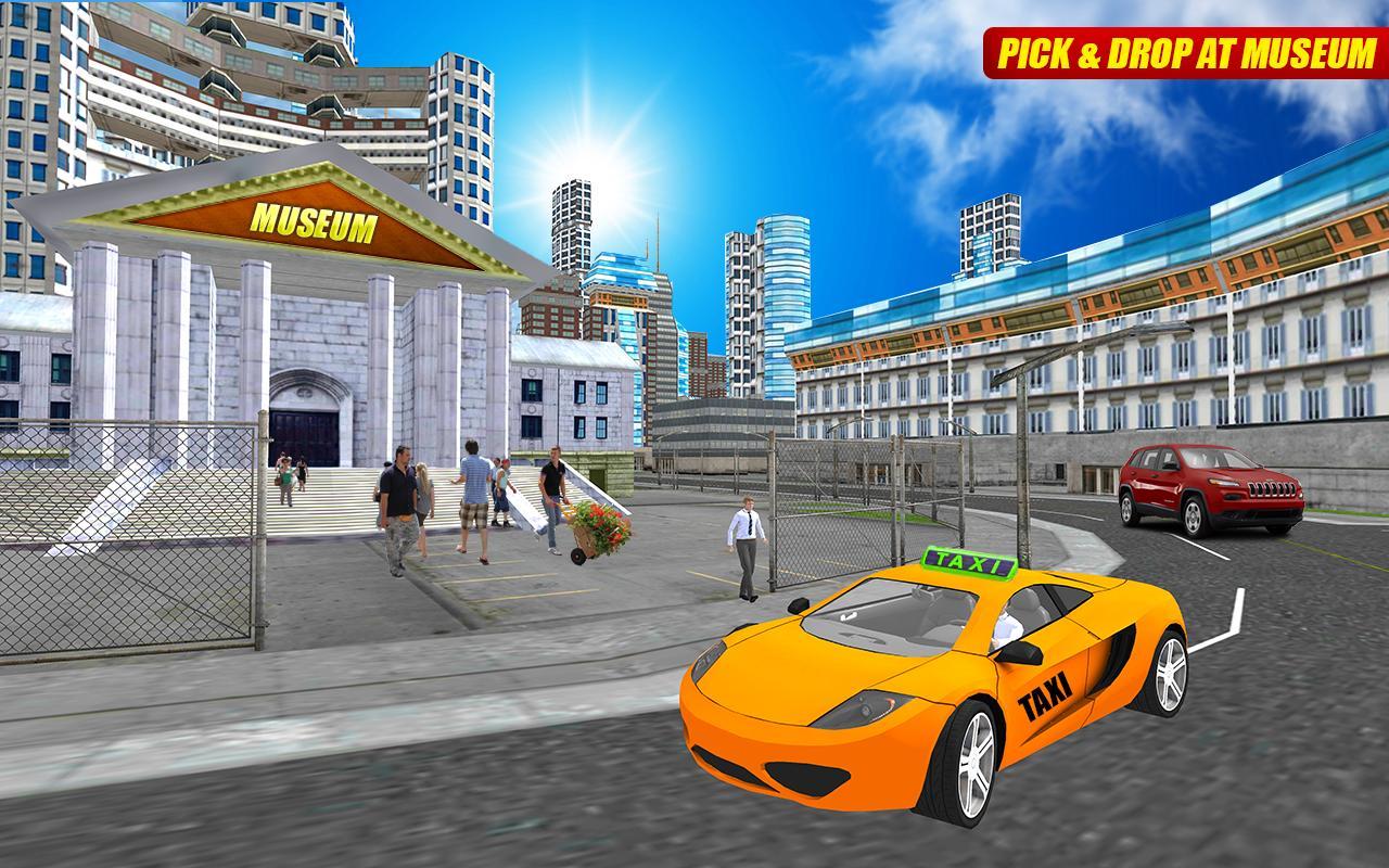 Taxi Mania: Road Runners 3D 4 تصوير الشاشة