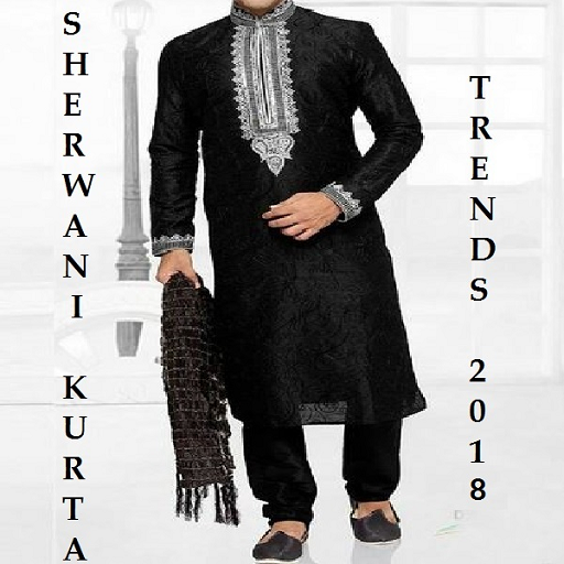 Kurta Sherwani Designs 2019-20 icon