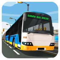 Subway Bus Racer on 9Apps