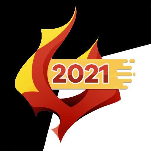 جديد قاذفة 2021 أيقونة