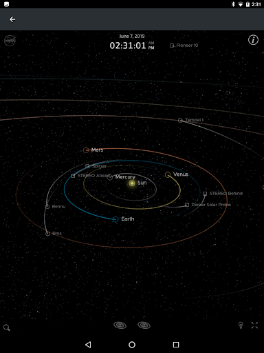 NASA screenshot 13