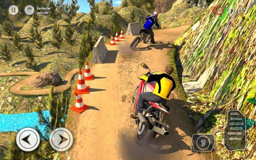 Offroad Bike Racing screenshot 4