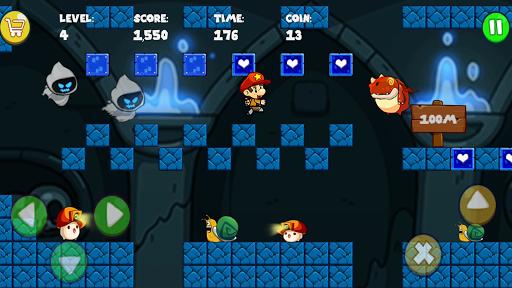 Super Bob's World : Free Run Game 7 تصوير الشاشة
