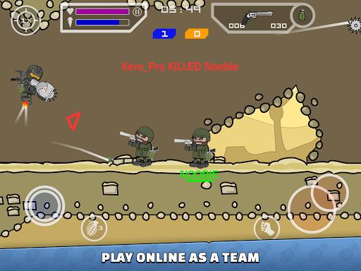 Mini Militia - Doodle Army 2 screenshot 9