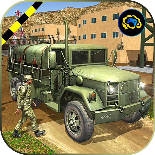 US OffRoad Army Truck driver 2020 icon