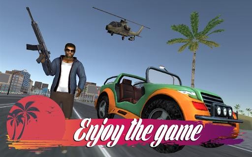 Miami Crime Vice Town स्क्रीनशॉट 1